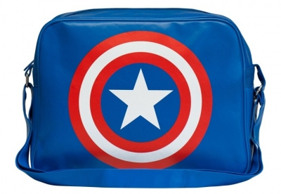 Travel Bag Marvel - Captain America - Logo