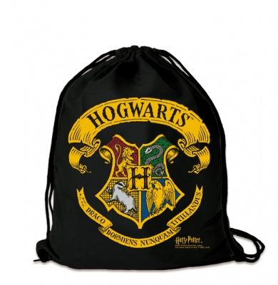 Gym Bag Harry Potter - Hogwarts Logo