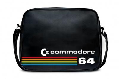 Travel Bag Commodore 64 - Logo