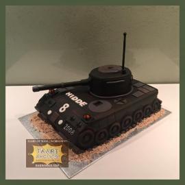 Tank 3D voor 16 personen