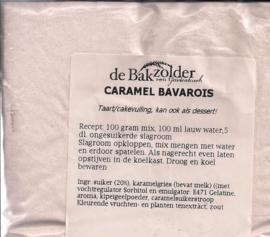 Caramel bavarois - De Bakzolder - 100 gram