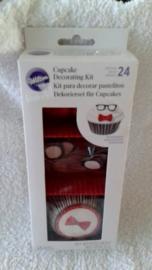 Cupcake decoratieset Wilton 03-2327 (ZONDER SUIKERGOED)
