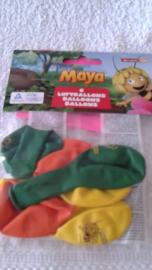 Maya de Bij Ballonnen - 6 stuks