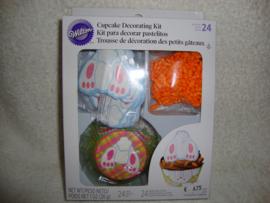 Cupcake decoratieset Wilton 415-6074 (ZONDER SUIKERGOED)