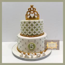 Kroon taart 16 personen