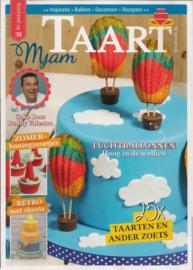 Mjam Taart! Tijdschrift Jaargang 8, nr. 38