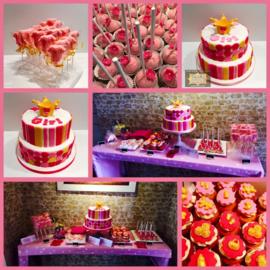 Sweet Table Voorbeelden