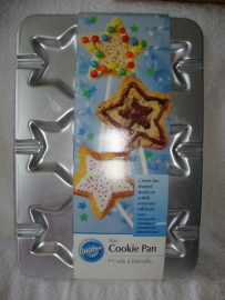 Star Cookie Pan - Wilton 2105-8102