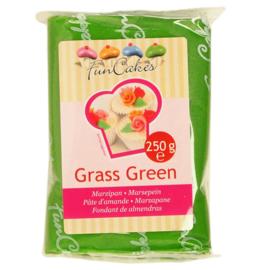 FunCakes Marsepein Groen -Grass Green 250 gram