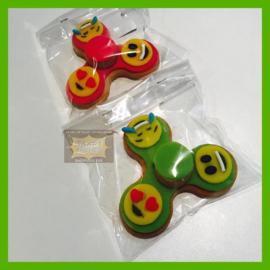 3D spinner 12 koekjes