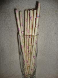 Cakepop stokjes - Rietjes - Pumps 25 stuks