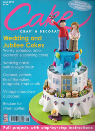 Cake Craft & Decoration Juni 2012