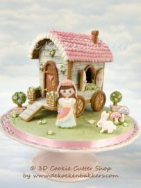 Gastworkshop Koekenbakkers Gingerbread Gipsy Caravan - 8 maart 2020