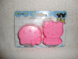 Cookie Cutter Hello Kitty (2 stuks)