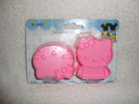 Cookie Cutter Hello Kitty (2 stuks)
