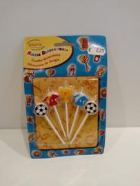 Städter voetbalkaarsjes - 5 stuks