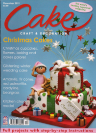Cake Craft & Decoration December 2011