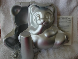 Bakvorm Cuddly Bear - Lief Beertje - Wilton 2105-603