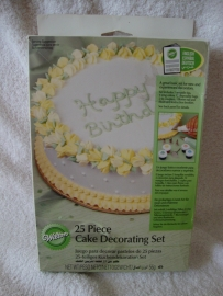 Cake decorating set 21 delig - Wilton - 03-611
