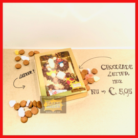 Sint Chocolade letter