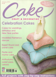 Cake Craft & Decoration Januari 2012