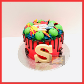 Workshop Dripcake - 3 december 2020 - SINTERKLAAS