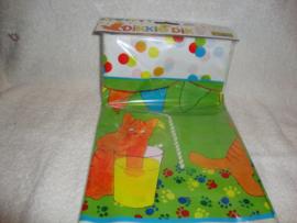 Dikkie Dik plastic tafelkleed