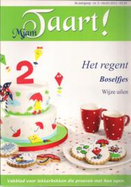 Mjam Taart! Tijdschrift Herfst 2011