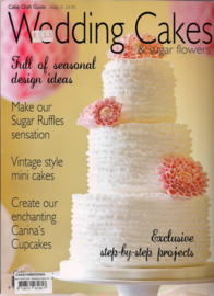 Cake Craft Guide Issue 15 - Wedding Cakes & Suger flowers