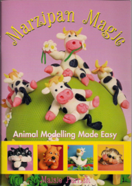 Marzipan Magic - Animal Modelling Made Easy - Maisie Parrish