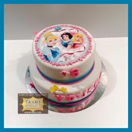 Prinsessen taart 16 personen
