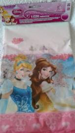 Prinsessenplastic tafelkleed 120 x 180 cm