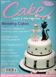 Cake Craft & Decoration Februari 2011