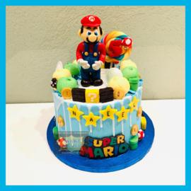 Mario Driptaart 10 personen