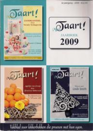 Mjam Taart Jaargang 2009 in 1 blad