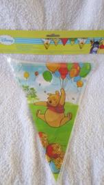 Winnie the Pooh Vlaggenlijn 3 meter