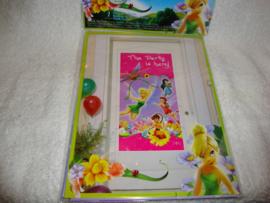 Tinkerbell Feestpakket - 59 delig