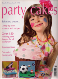 Cake Craft Guide Issue 7 - Party Cake