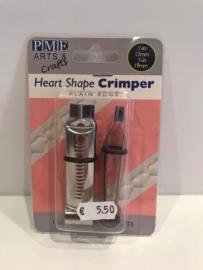 PME Hartjes Crimper - rechte rand - HS343