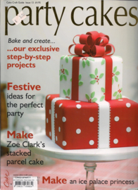 Cake Craft Guide Issue 13 - Party Cake
