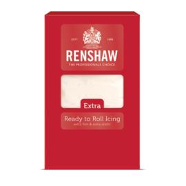 Fondant White - Renshaw 1000gram