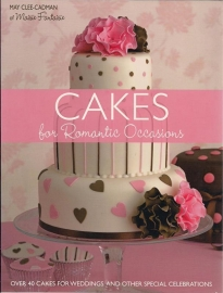 Cakes for Romantic Occasions door May Clee-Cadman