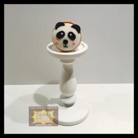 Cupcakes Panda 6 stuks