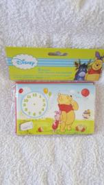 Winnie the Pooh uitnodigingen 6 stuks