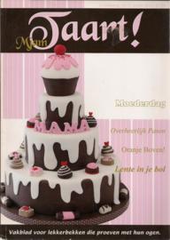 Mjam Taart! Tijdschrift Lente 2011