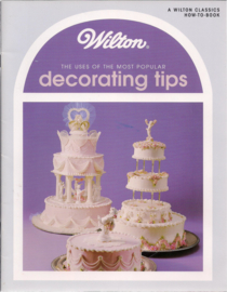 Wilton The uses of the most popular Decorating tips 902-1375