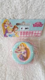 Disney Prinsessen Cupcake vormpjes - 60 stuks