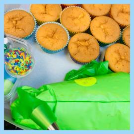 Workshop To Go Pakket Cupcakes Decoreren