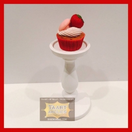 Cupcakes Strawberry  6 stuks