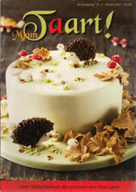Mjam Taart! Tijdschrift Herfst 2012
